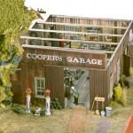 Ezra Cooper's Garage