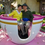 In a Disney Tea Cup