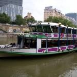 Cruising Vienna's Danube