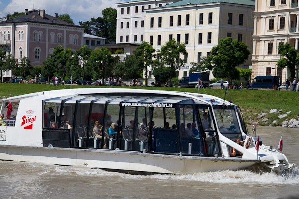 Salzach River Cruise