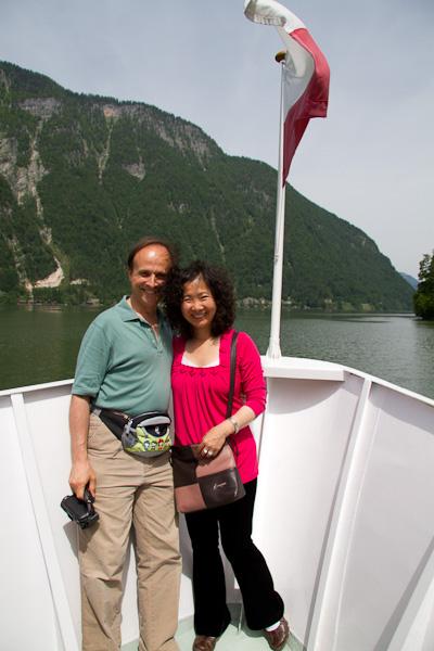 Hallstatt Lake Cruise