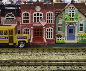 United Northwest Model Train Show