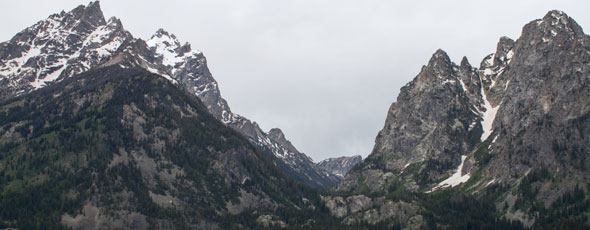 Great American Vacation 2012 - Grand Tetons