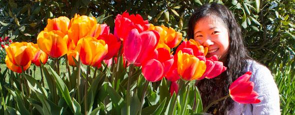 Skagit Valley Tulip Festival 2014