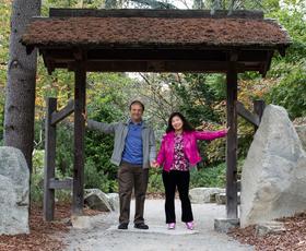 Kubota Garden 2015
