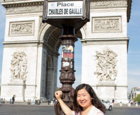 France 2015 - Paris - Arc de Triomphe