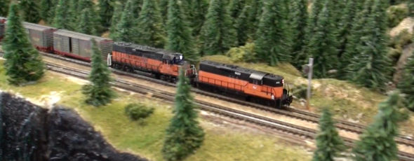 United Northwest Model Train Show 2016