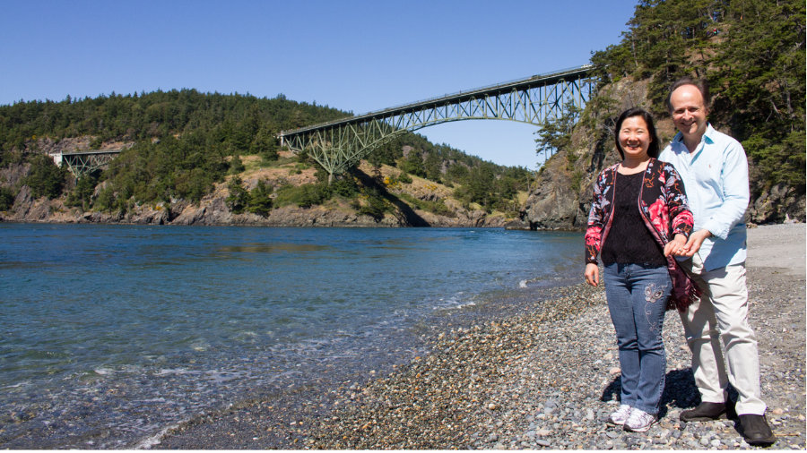 Anacortes and Deception Pass 2017