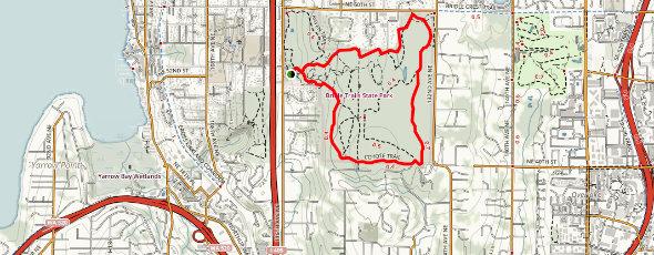 Coyote Loop Trail